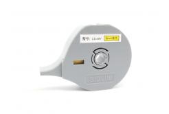 Selfadhesive tape Biovin LS-12Y, 12mm x 8m, yellow