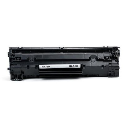 HP 35A CB435A black compatible toner