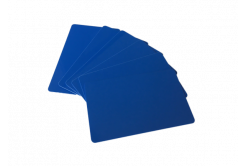 Zebra 104523-134 Premier card, modrá