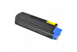 OKI 42127454 yellow compatible toner