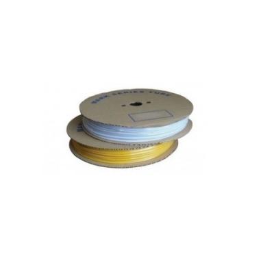 Popisovací hvězdicová PVC bužírka H-60Z, vnitřní průměr 5,0mm / průřez 6mm2, žlutá, 50m