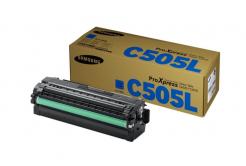 HP SU035A / Samsung CLT-C505L cyan original toner