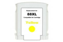 HP 88XL C9393A yellow compatible inkjet cartridge