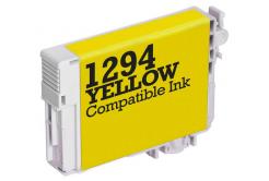Epson T1294 yellow compatible inkjet cartridge