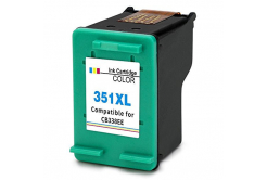 HP no.351XL CB338E color compatible cartridge