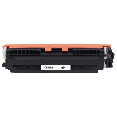 HP 126A CE310A black compatible toner