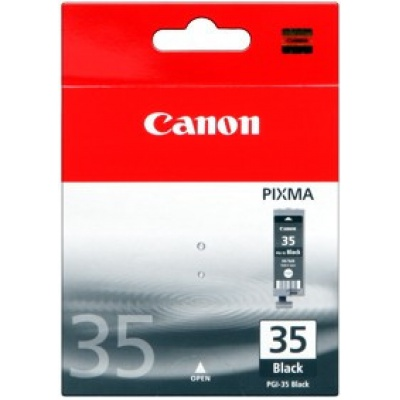 Canon PGI-35Bk black original ink cartridge