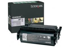 Lexmark 12A5845 black original toner