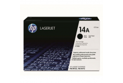HP 14A CF214A black original toner