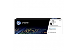 HP 205A CF530A black original toner