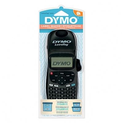 Dymo LetraTag Razor LT-100H 2125197, černý, štítkovač