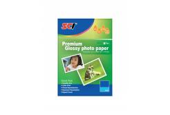 SCI GPP-260 Glossy Inkjet Photo Paper, 260g, 10x15cm, 20 sheets, lesklý fotopapír
