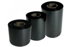 "ZEBRA TTR tape 55mm x 74m, vosk, OUT, 0,5"" - délka dutinky 64mm"