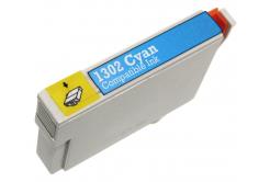 Epson T1302 cyan compatible inkjet cartridge