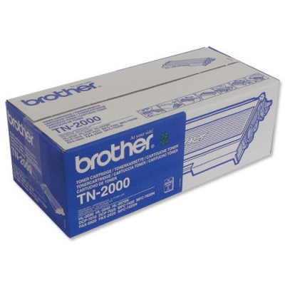 Brother TN-2000 black original toner