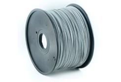GEMBIRD Tisková struna (filament) ABS, 1,75mm, 1kg, grey