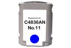 HP no.11 C4836A cyan compatible cartridge