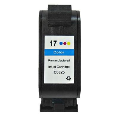 HP 17 C6625A color compatible inkjet cartridge