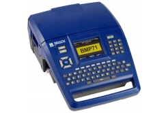 Brady BMP71-AZERTY-EU / 710601, BMP71 Label Printer - AZERTY, 241.30 mm x