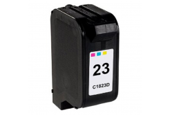 HP 23 C1823D color compatible inkjet cartridge