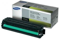 HP SU502A / Samsung CLT-Y504S yellow original toner