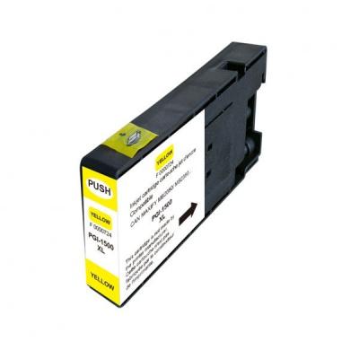 Canon PGI-1500XL yellow compatible inkjet cartridge