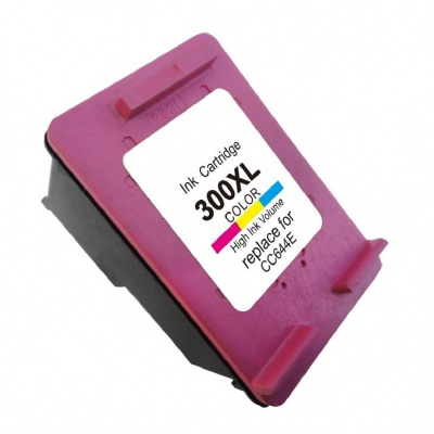 HP 300XL CC644E color compatible inkjet cartridge
