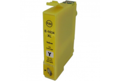 Epson T1634 XL yellow compatible inkjet cartridge