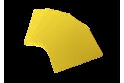 Zebra 104523-131 Premier card, žlutá