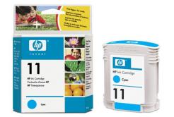HP 11 C4836AE cyan original ink cartridge