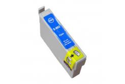 Epson T0802 cyan compatible inkjet cartridge