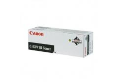 Canon C-EXV18 0386B002 black original toner