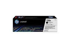 HP 128A CE320A black original toner