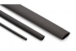 Partex smršťovací bužírka HSDW 3 -3, 3:1, 1,0-3,0 mm, 1,2 m, černá