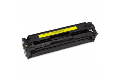 HP 125A CB542A yellow compatible toner