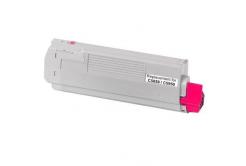 OKI 43865722 for C5850, C5950, MC560 magenta compatible toner
