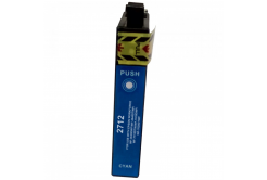 Epson 27X T2712 cyan compatible inkjet cartridge
