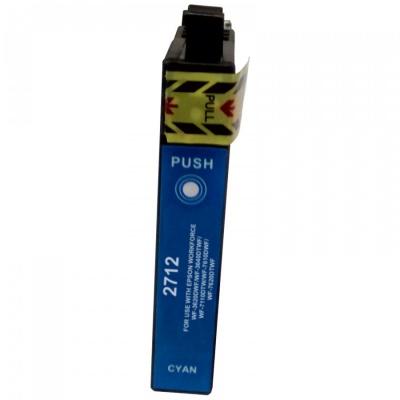 Epson 27X T2712 cyan compatible inkjet cartridge