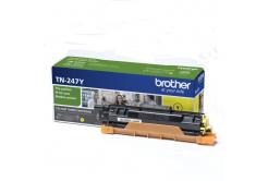 Brother TN-247Y yellow original toner