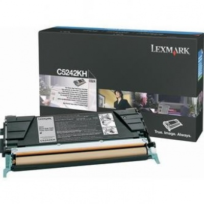 Lexmark C5242KH black original toner