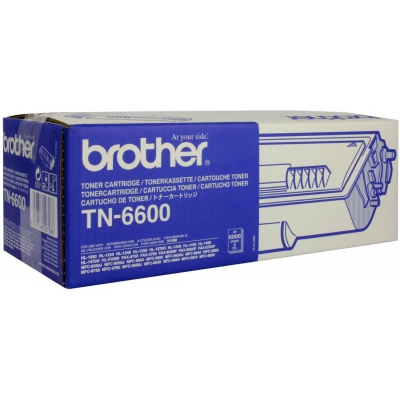 Brother TN-6600 black original toner