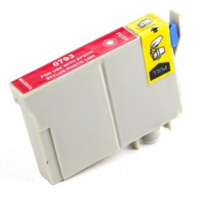 Epson T0793 magenta compatible inkjet cartridge