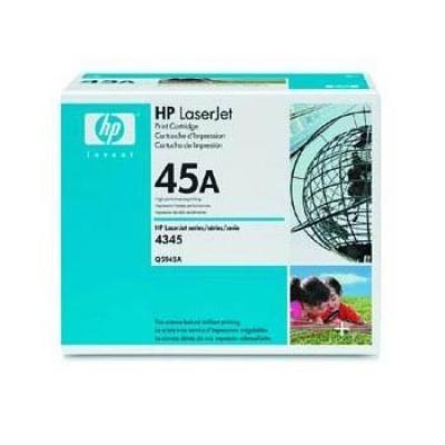 HP 45A Q5945A black original toner