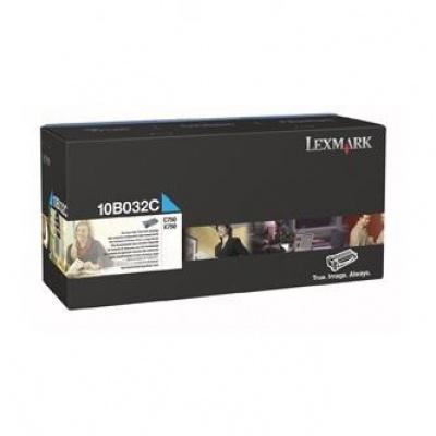 Lexmark 10B032C cyan original toner