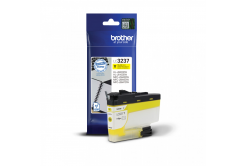 Brother original ink cartridge LC-3237Y, yellow, 1500 pages, Brother MFC-J5945DW, MFC-J6945DW, MFC-J6947DW
