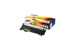HP SU444A / Samsung CLT-Y404S yellow original toner