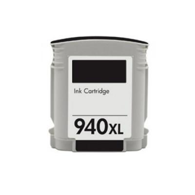 HP 940XL C4906A black compatible inkjet cartridge