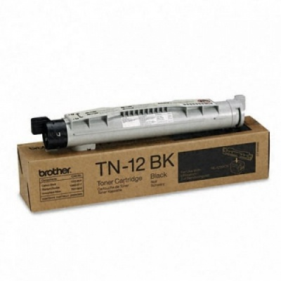 Brother TN-12BK black original toner