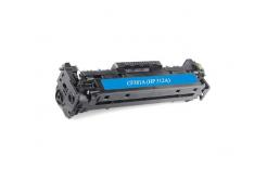 HP 312A CF381A cyan compatible toner
