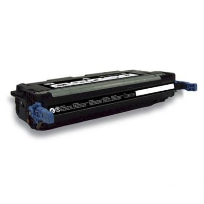 HP 308A Q6470A black compatible toner